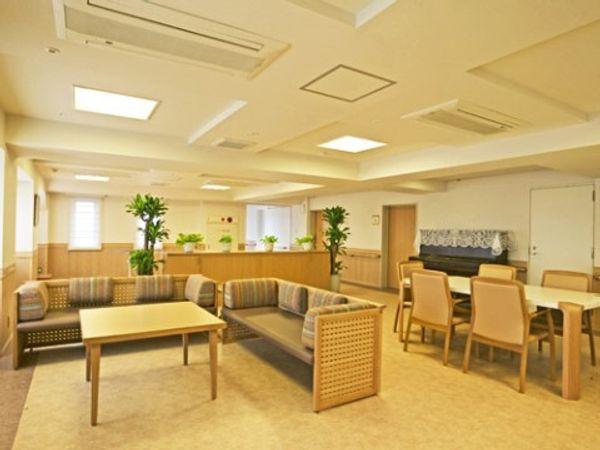 機能訓練室兼多目的ホール「綴」(6F)