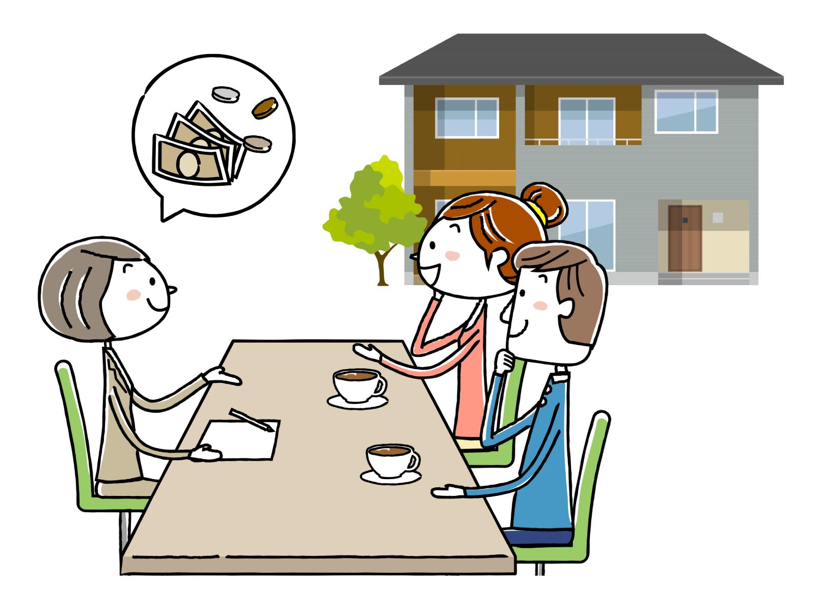 福祉用具貸与などの場で活躍が可能なイメージイラスト