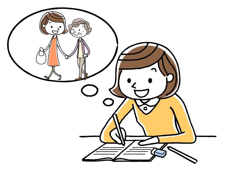 履歴書に記載して専門性をアピールできる
