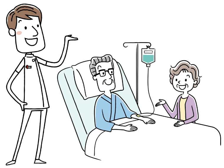 小規模多機能型居宅介護は看取り介護も可能