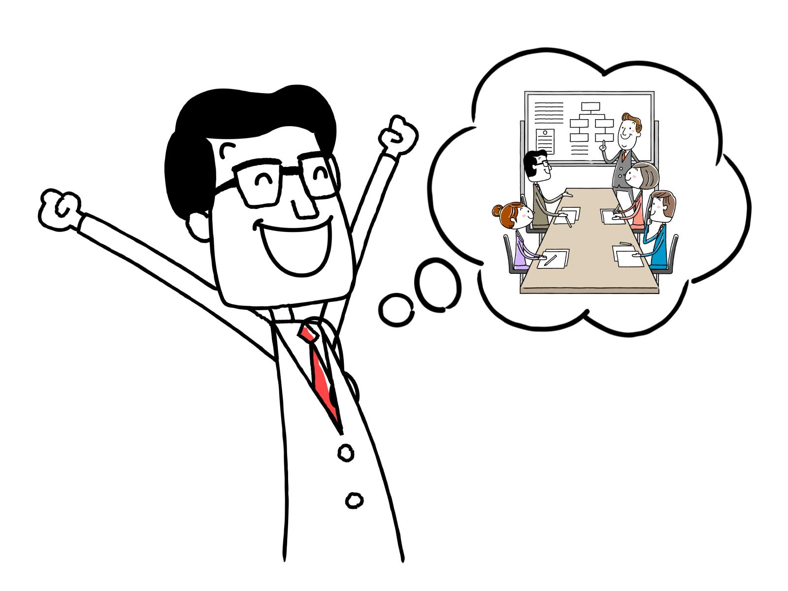 栄養士から管理栄養士へのキャリアップできるイメージイラスト