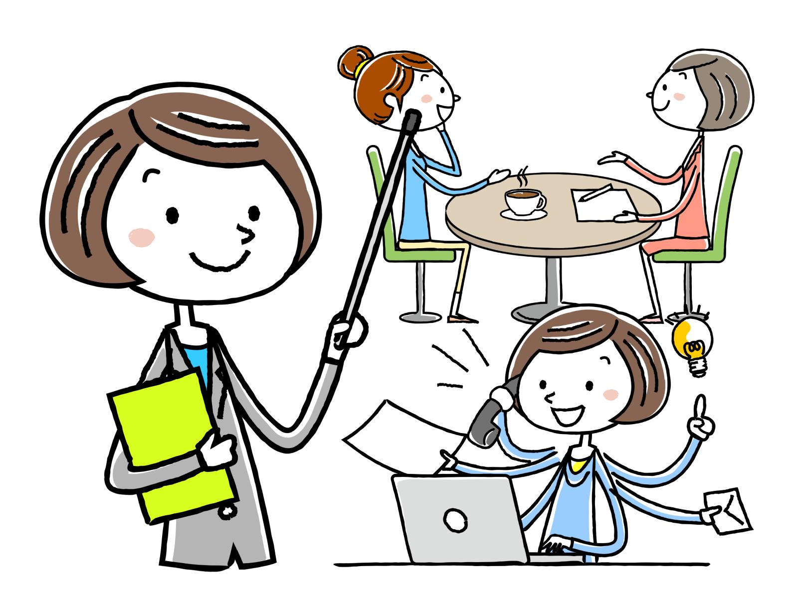 福祉用具専門相談員の資格や仕事内容を解説したイメージイラスト