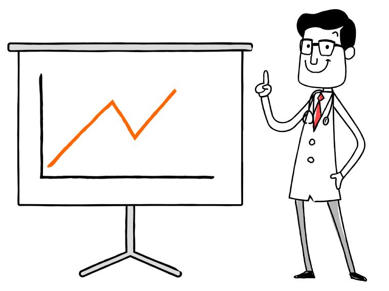 言語聴覚士の雇用形態別の収入のイメージイラスト