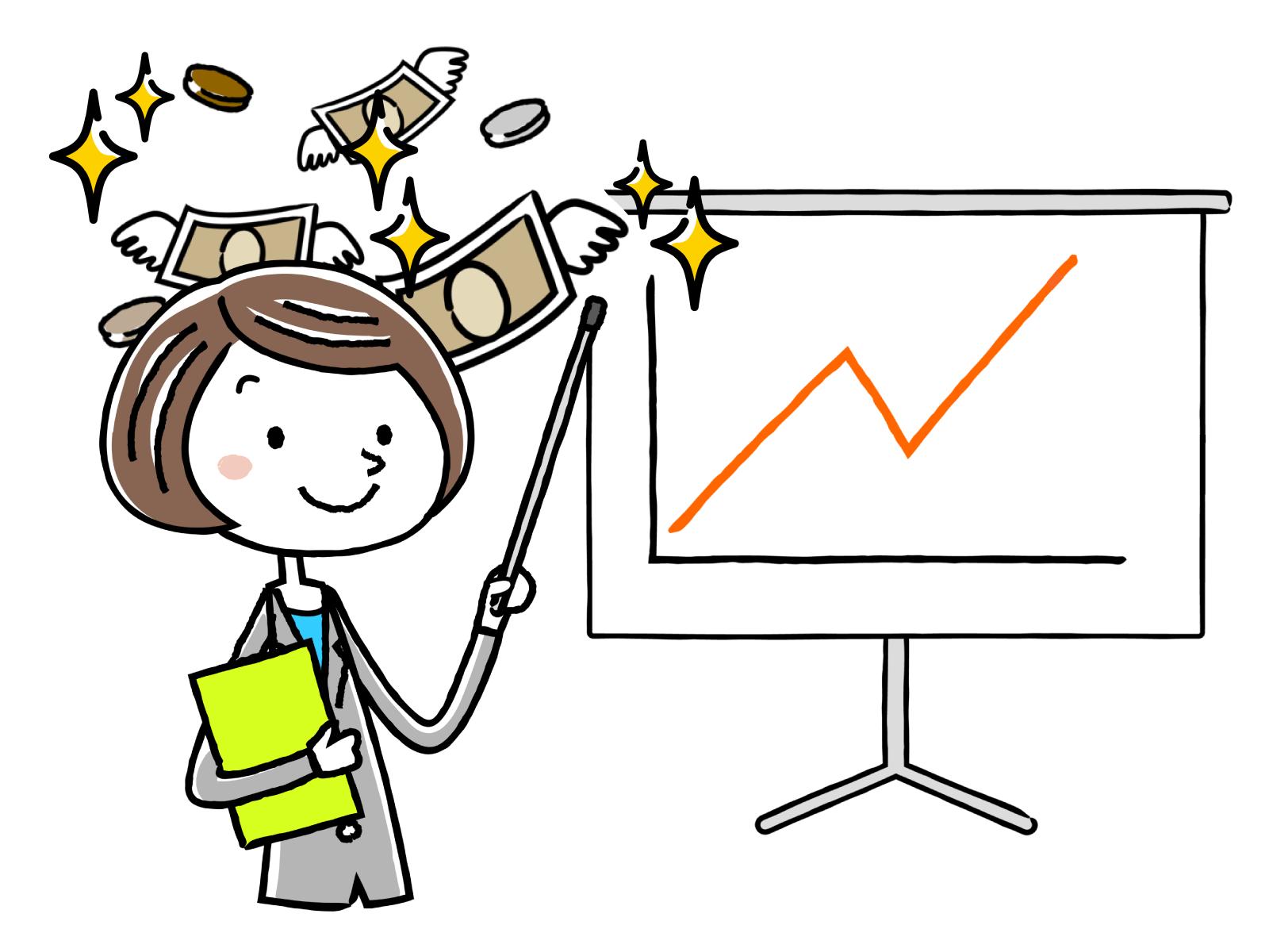 実務者研修修了者が給料を上げるための方法についてのイメージイラスト