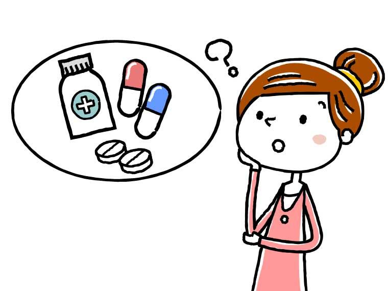医療行為のイメージイラスト